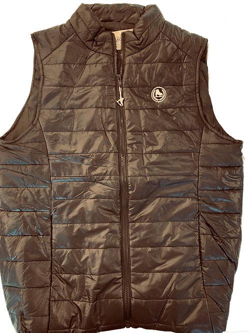 Ladies Black Lightweight Vest