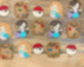 mermaid and pirate cookies.jpg