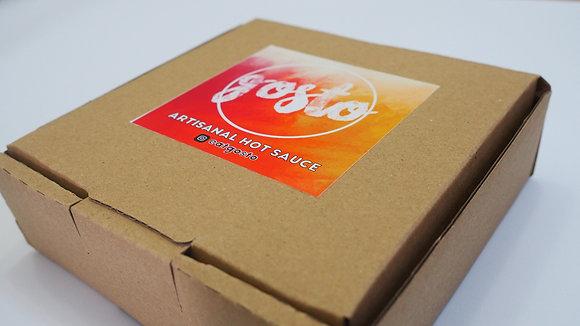 Gosto Hot Sauce Gift Box
