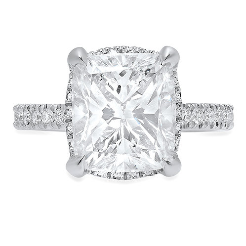 Santa Barbara Engagement Ring