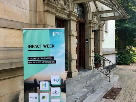 Recap: Barcamp zur Impact Week 2021