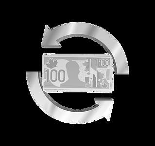 managing cash flow dollar bill icon.png