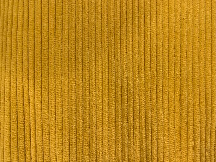Yellow Cordouroy