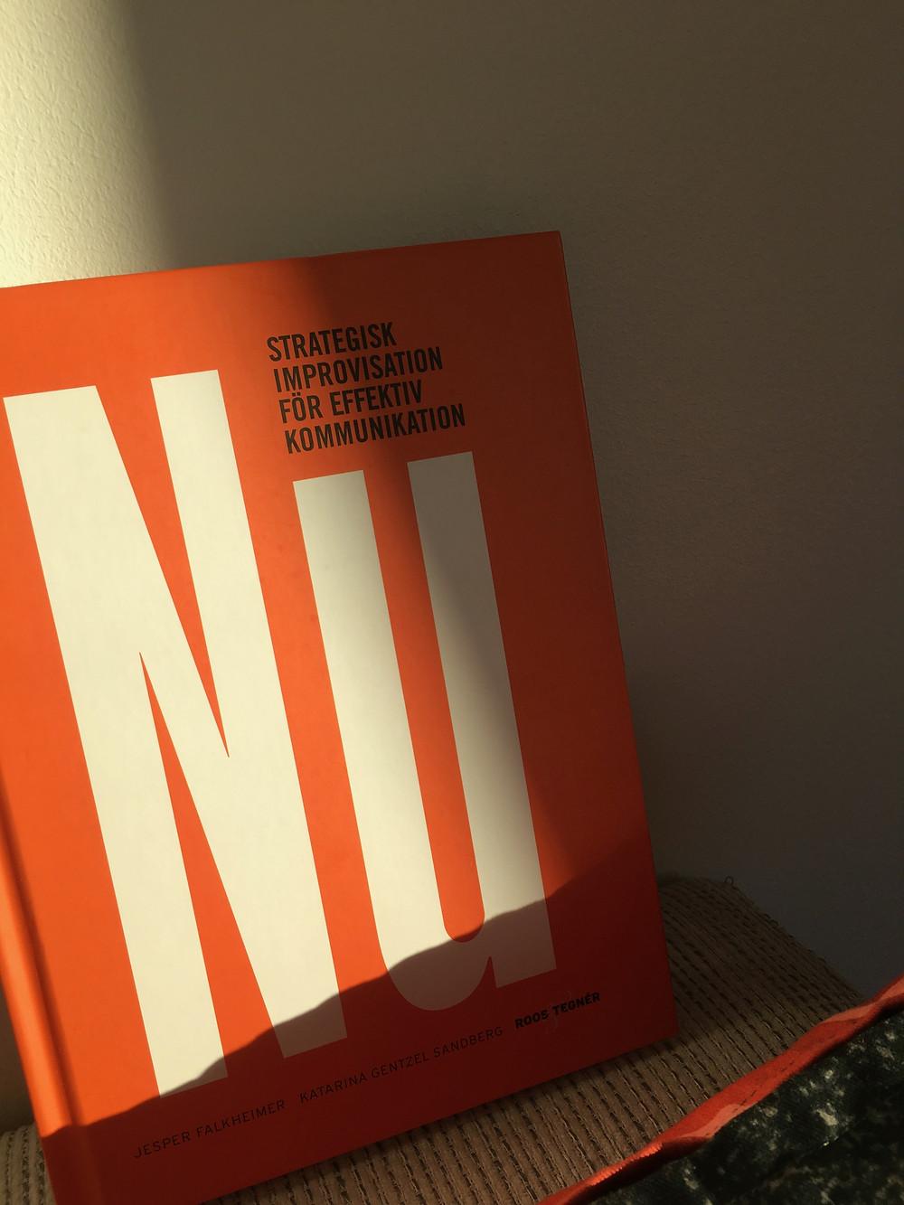 bok strategisk improvisation för effektiv kommunikation