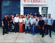Equipo Completo de Extintores D'Andrea