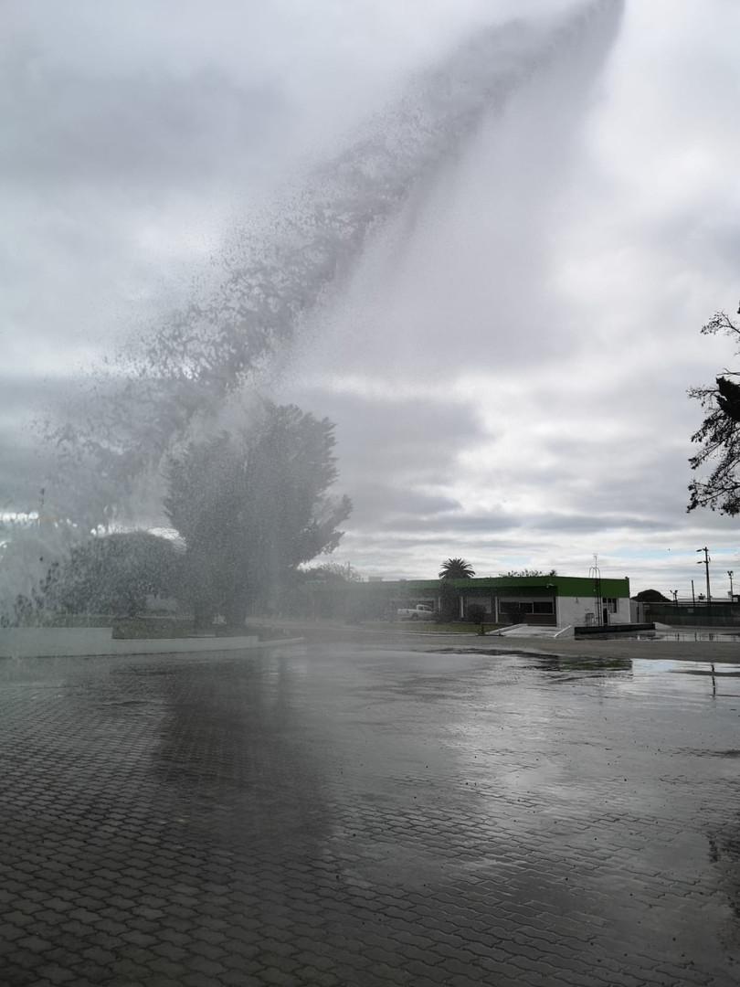 Prueba Hidráulica Boca de Incendio