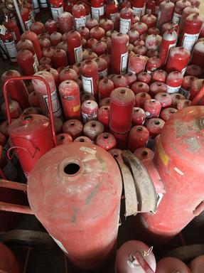 Extintores de Baja