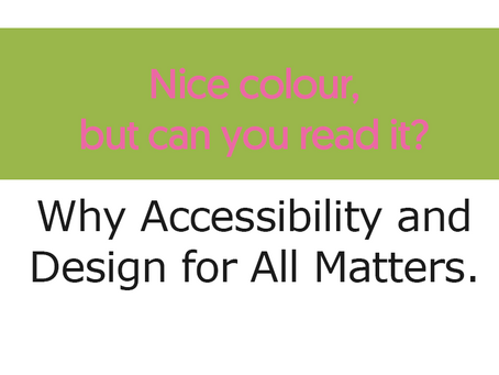 Accessibility & Design for All: Why Businesses Need to Care