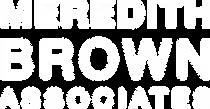 Meredith Brown Associates Logo