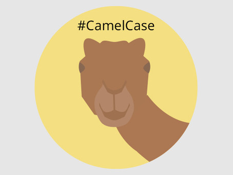 Have you heard of CamelCase?
