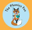 The Phonics Fox Logo