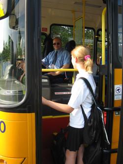 Nottingham School for Girls Student gett