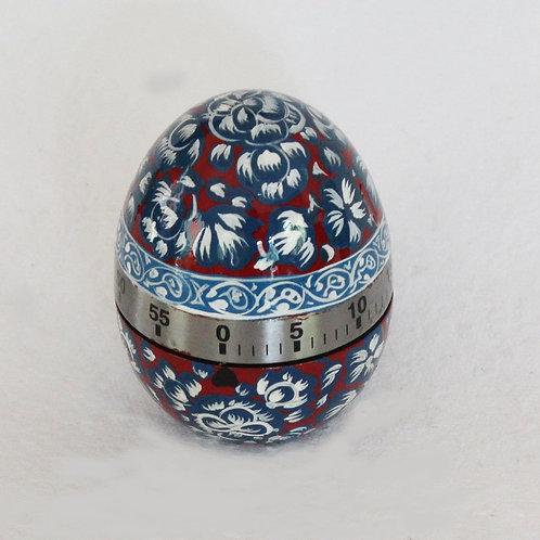 """""""Tick-tock"""" handpainted egg timer"""