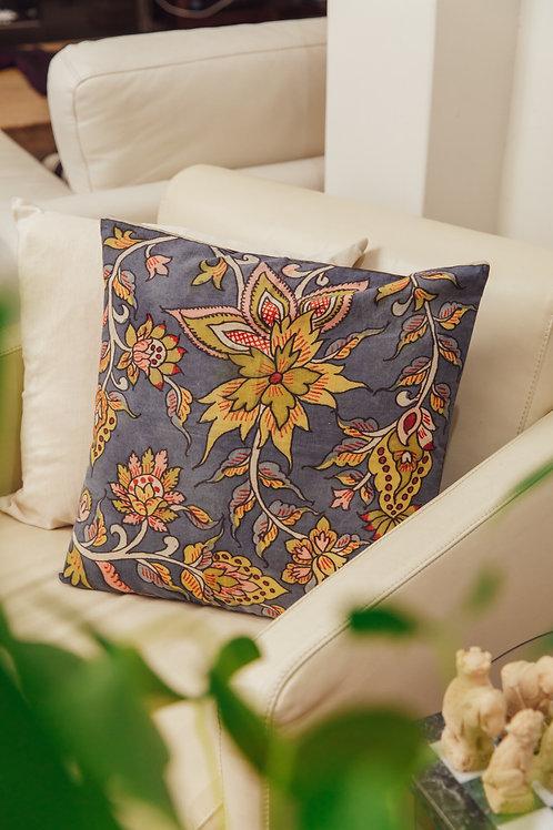 Kalamkari Cushion 1