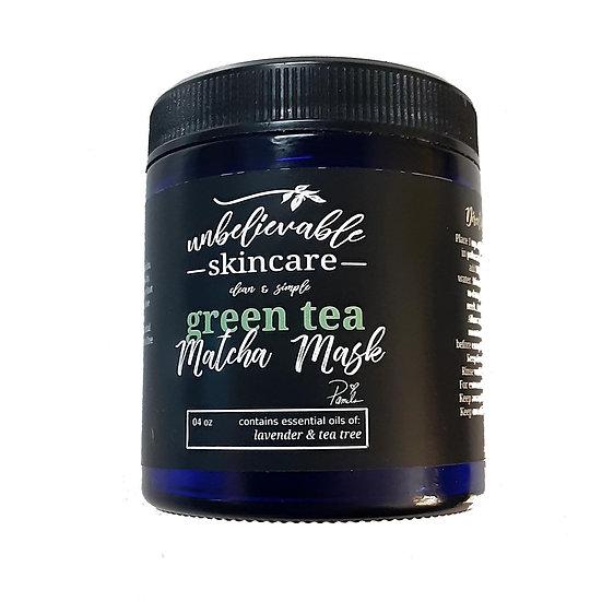 Green Tea Matcha Mask