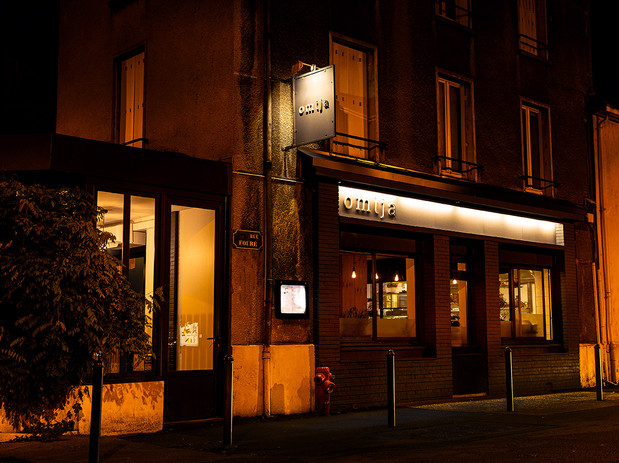 Exterieur Restaurant