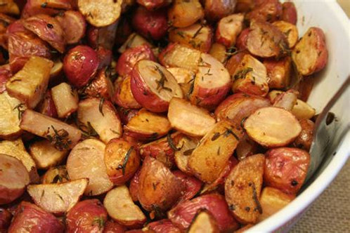 Full Pound of Red Potatoes