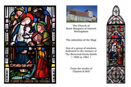 St Margaret Rottingdean Adoration of Mag