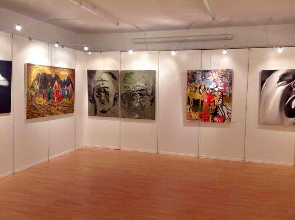 9th Annual Cypriot Youths Exhibition