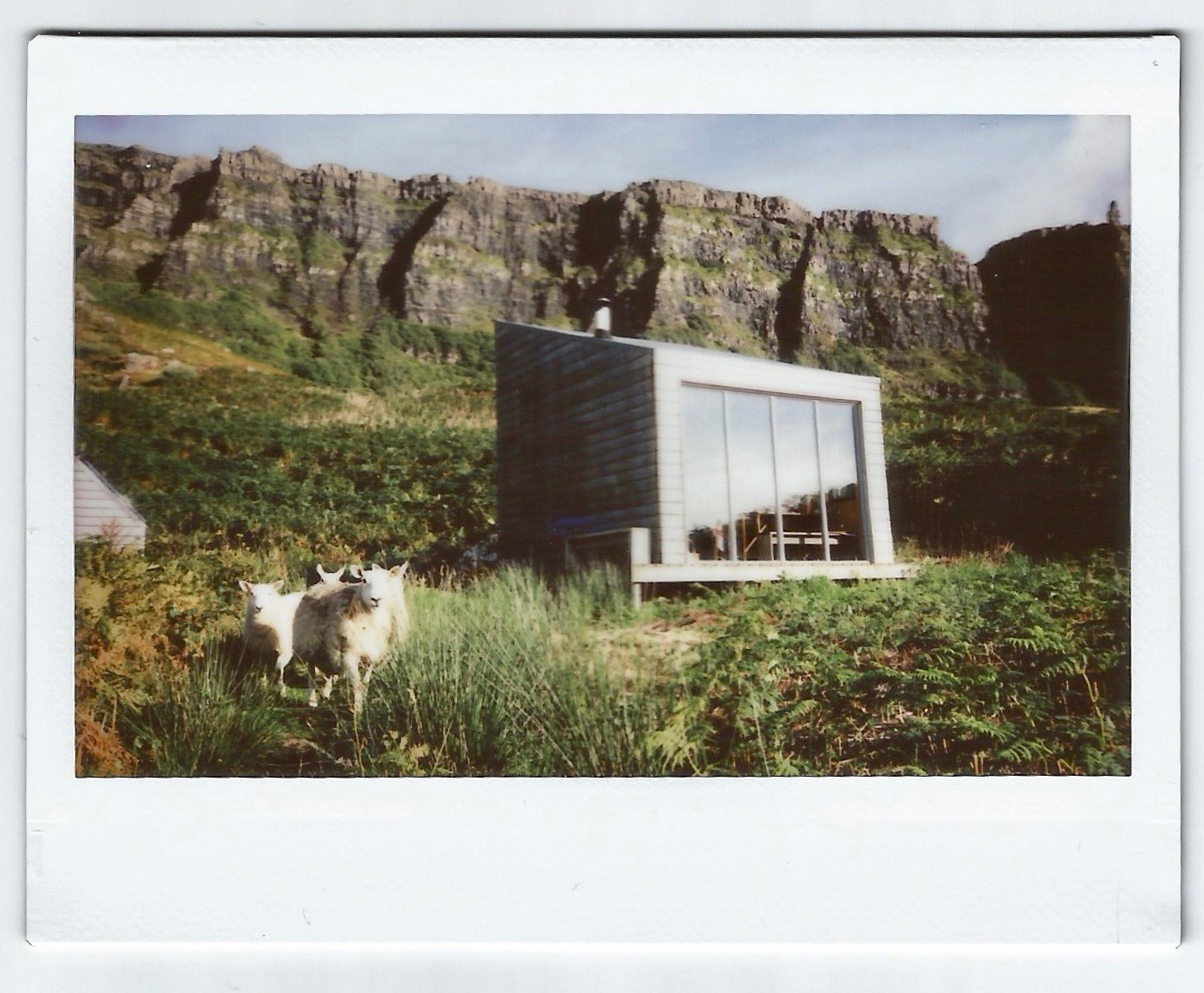 Artist's Residency in Eigg