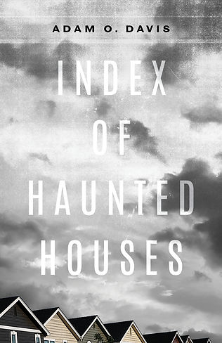 Index of Haunted Houses Book Cover