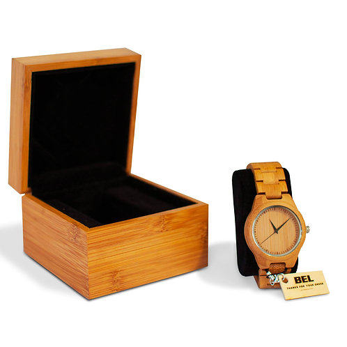 Timber Watch Chronograph BEL sustainable