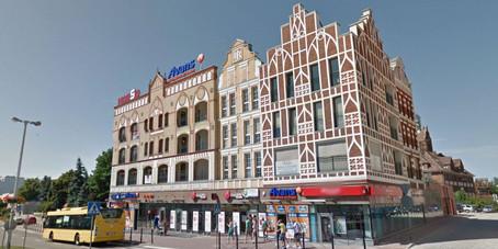 Budynek biurowo-usługowy HB - Koszalin