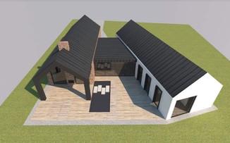 Dom jednorodzinny - Busko