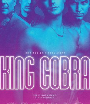 """KING COBRA"" ON NETFLIX"