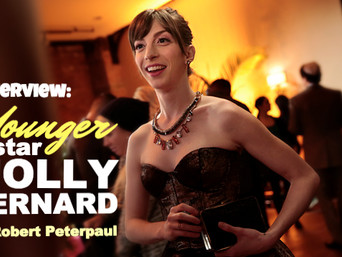 INTERVIEW: 'Younger' Star MOLLY BERNARD