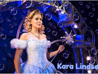 The Spellbinding KARA LINDSAY Soars As Broadway's Newest Glinda
