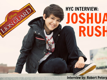 Disney Star JOSHUA RUSH Gives His Best Acting Advice.