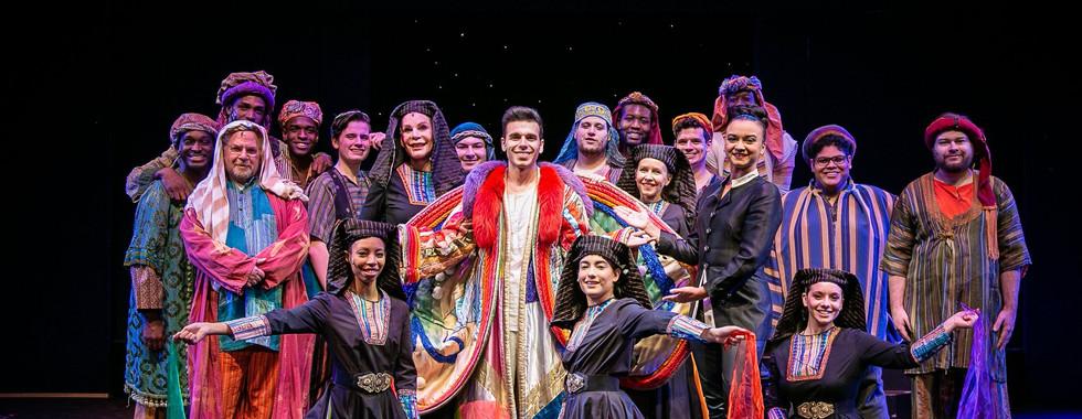 Joseph & The Amazing Technicolor Dreamcoat (2019) - Joseph