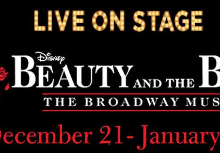 ROBERT CAST AS LEFOU IN 'BEAUTY AND THE BEAST' AT TOP NY REGIONAL THEATRE
