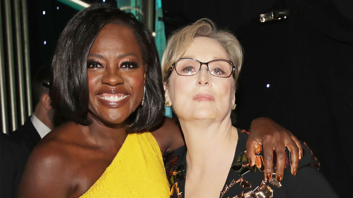 Meryl Streep & Viola Davis' Golden Globes speeches will give you acting life