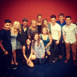 ACTING MASTER CLASS with ELAINE HEND