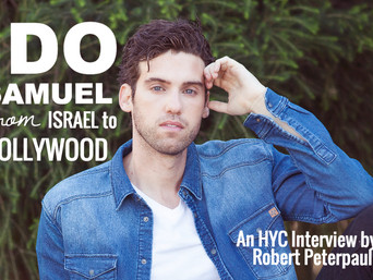 An Actor's Journey: from Israel to Hollywood.