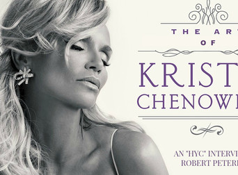 The Art of KRISTIN CHENOWETH.