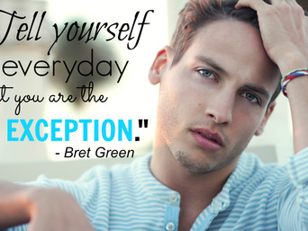 CBS Star BRET GREEN on Landing His Dream Agent & Role.