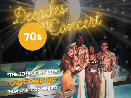 ROBERT CAST IN WORLD PREMIERE 70S MUSICAL