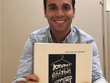ROBERT TO PLAY JOSEPH IN 'JOSEPH & THE AMAZING TECHNICOLOR DREAMCOAT'
