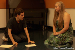 Acting Class with Taylor Trensch