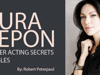 OITNB's Laura Prepon Shares Her Acting Secrets & Struggles