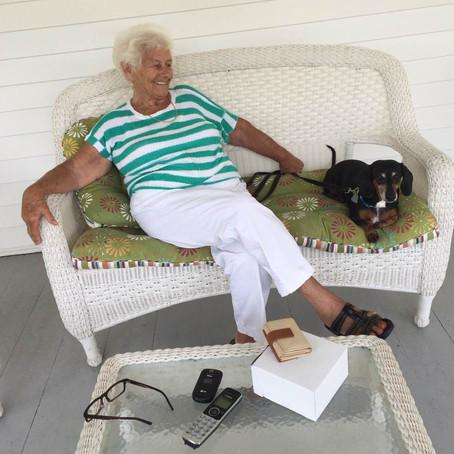 Remembering TPF's friend Marie Petti