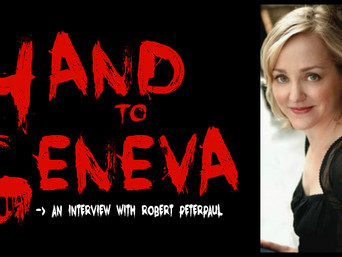 Hand to God's GENEVA CARR