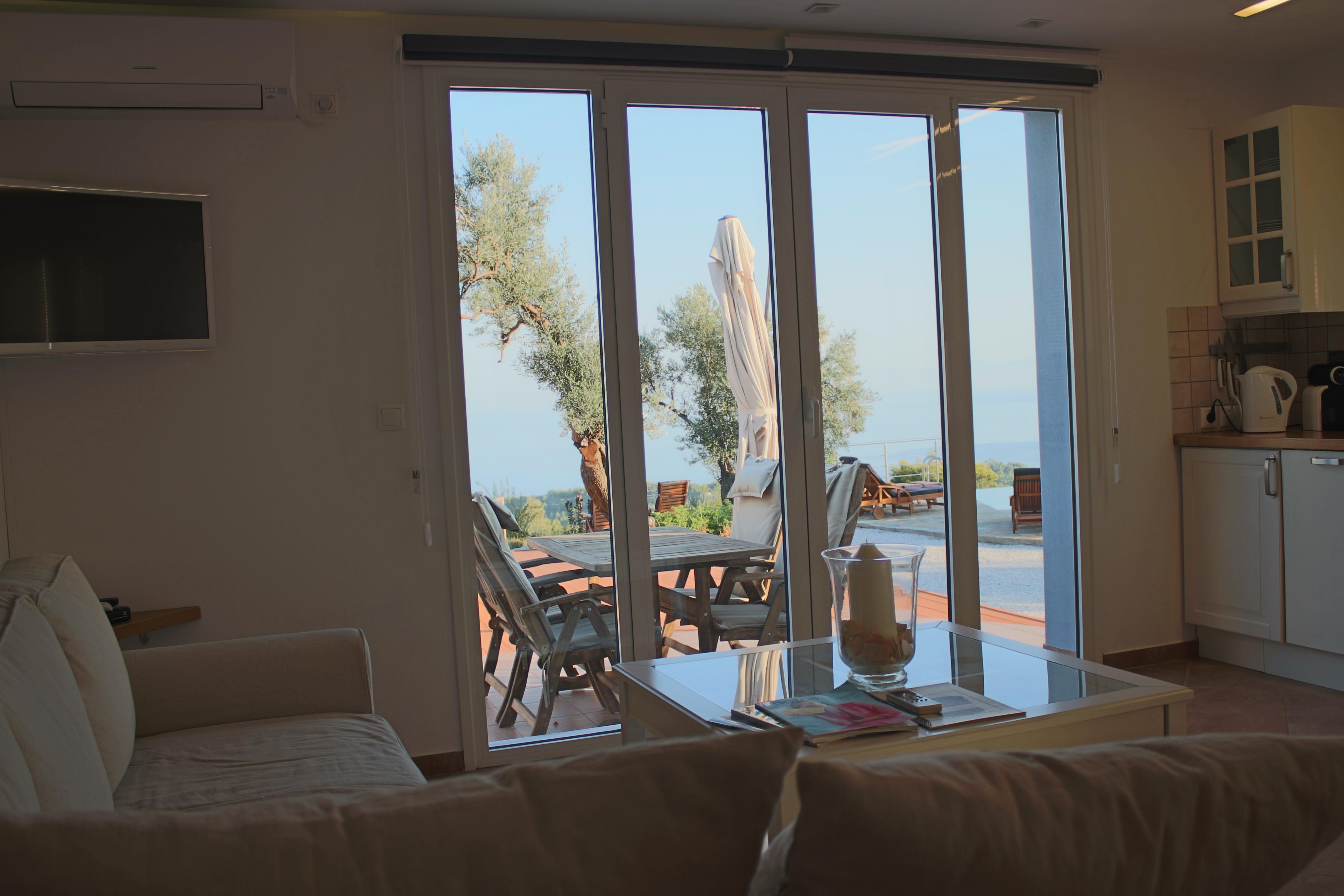 Acacia suite view