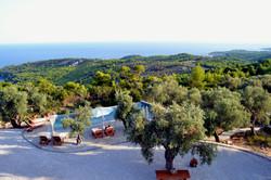 Infinity Pool Overlooking Alonissos