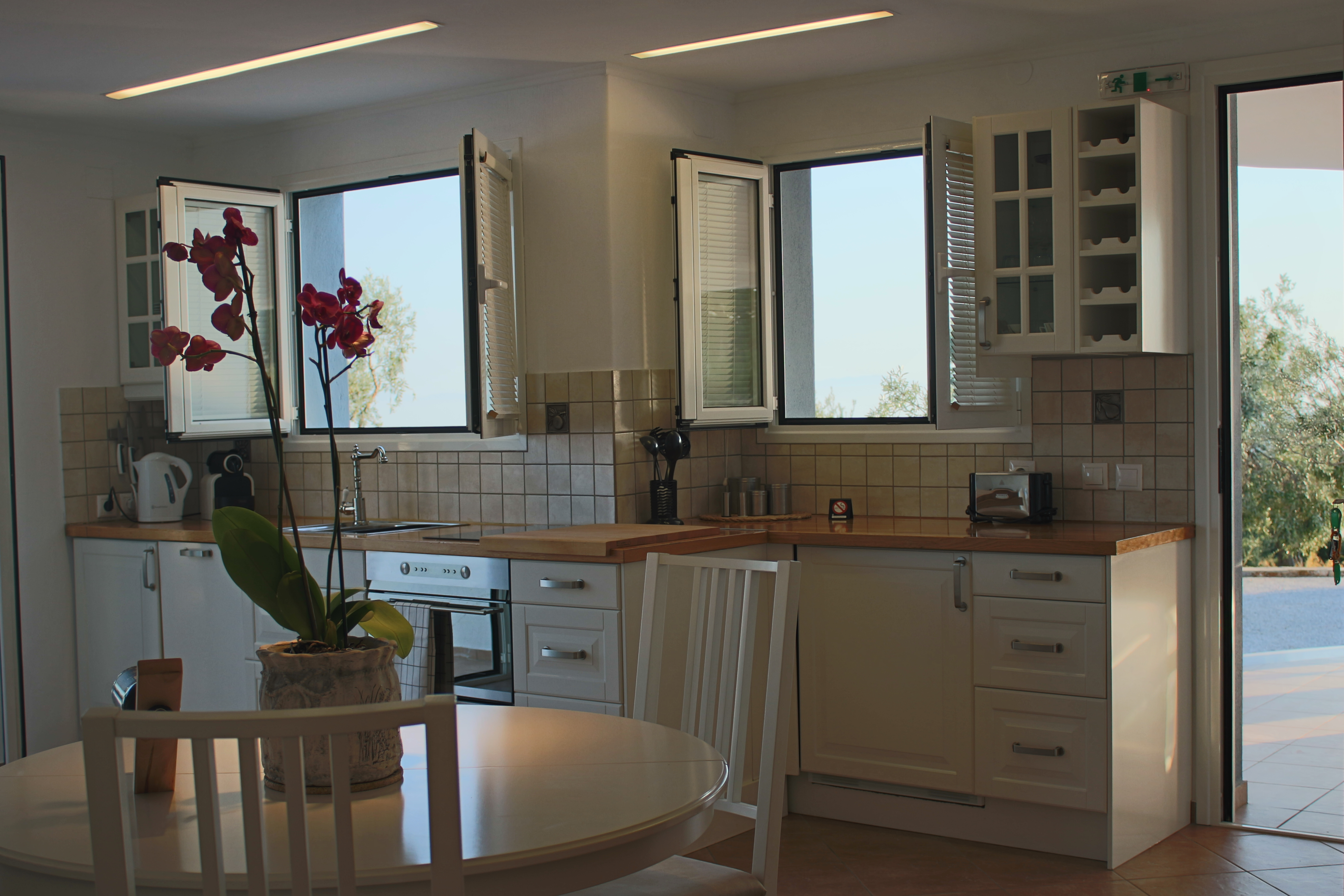 Kitchen Acacia suite