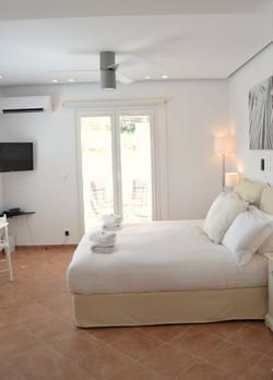 Baobab suite bedroom
