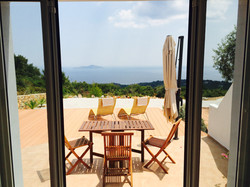 Alonissos relaxing accommodation